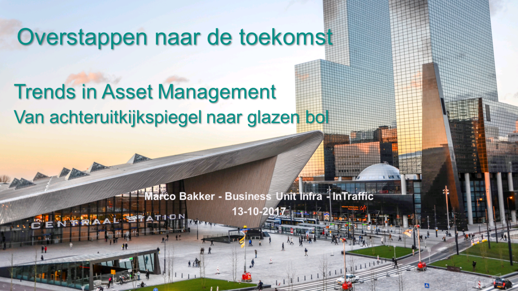 InTraffic Presenteert Assetmanagement 2.0