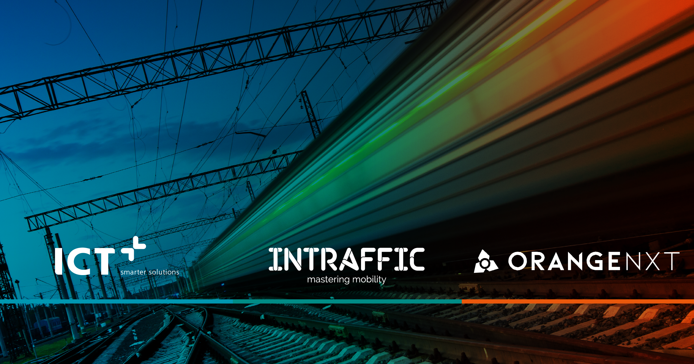 RailTech Europe InTraffic ICT Group OrangeNXT